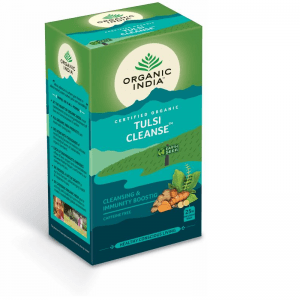 Tulsi cleanse thee