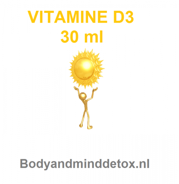 Vitamine D3 30 ml